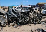 Somalie: les shebab revendiquent l'attentat de samedi