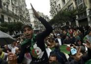 """""""Hirak"""": une foule de manifestants"""