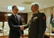 Libye: Haftar poursuit ses entretiens