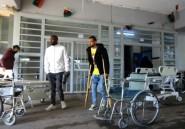 Libye: aux portes de la guerre, l'hôpital public de Tripoli