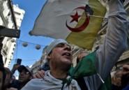 """Algérie: nouvelle mobilisation populaire une semaine avant le 1er anniversaire du """"Hirak"""""""