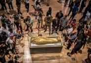 Vol d'antiquités en Egypte: le frère d'un ex-ministre condamné