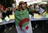 """Algérie: le jour du début de la contestation décrété """"Journée nationale"""""""
