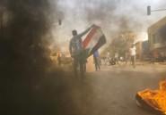 Tirs de lacrymogènes sur une manifestation en faveur de soldats