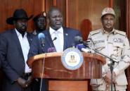 Soudan du Sud: le chef rebelle Riek Machar investi vice-président