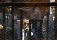 Un tribunal égyptien acquitte deux fils de l'ex-président Hosni Moubarak