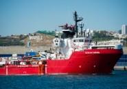 Les 274 rescapés secourus par l'Ocean Viking débarqués en Sicile