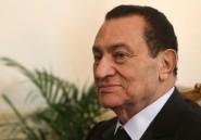 Egypte: l'ex-président Hosni Moubarak est mort