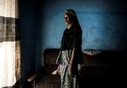 Pour une Guinéenne icône de la contestation, vivre avec la peur et ses blessures
