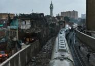 Collision entre deux trains au Caire: 13 blessés