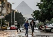 Egypte: les intempéries font sept morts