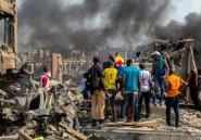 Nigeria: une vingtaine de morts dans une très forte explosion