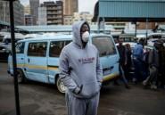 Dans les minibus sud-africains, le casse-tête de la lutte contre le virus