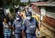 En Afrique du Sud, le nombre de cas de coronavirus passe