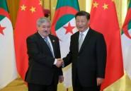 Algérie/virus: quand la Chine vient en aide