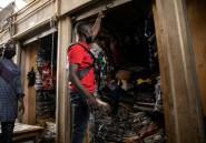 Coronavirus au Burkina : le grand marché de Ouagadougou rouvre