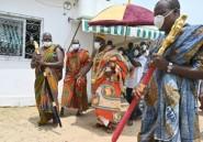 Côte d'Ivoire: le roi des Sanwi en appelle aux mânes pour combattre le coronavirus