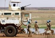 Mali: trois Casques bleus tchadiens tués par l'explosion d'une mine dans le nord