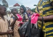 Le Bénin rouvre ses écoles: élèves masqués, professeurs testés au coronavirus