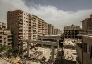 Les Cairotes indignés par la construction d'un pont quasi collé