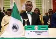 BAD: la réélection attendue du président Adesina fragilisée par Washington