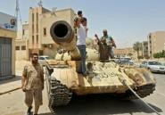 Libye: la poussée des forces du GNA ralentit aux abords de Syrte