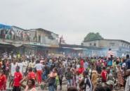 RDC: 3 morts dans des manifestations contre la fermeture du grand marché