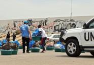 Libye: mise en place d'un plan d'aide alimentaire pour des milliers de réfugiés