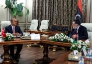 Libye: visite surprise du chef de la diplomatie turque