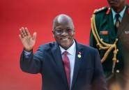 Tanzanie: le président Magufuli candidat