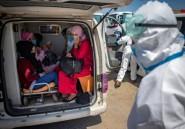 Covid-19: le Maroc érige un hôpital de campagne après l'apparition de foyers