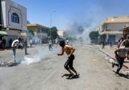 Tunisie: reprise des heurts entre policiers et manifestants dans le Sud