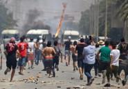 Troubles sociaux dans le sud marginalisé de la Tunisie