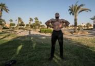 En Egypte, le cafard des bodybuilders pendant la pandémie