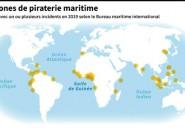 Six marins enlevés par des pirates au large du Bénin