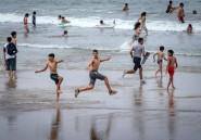 Virus: plage, café ou parc, Rabat-Salé goûte