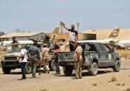 Libye: Paris, Rome et Berlin appellent