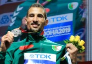 Coronavirus: polémique entre le ministre des Sports algérien et l'athlète Makhloufi