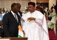 Quatre présidents africains au chevet du Mali en crise