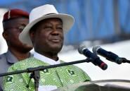 Henri Konan Bédié, toujours en course pour la présidence
