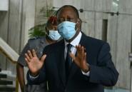 Côte d'Ivoire: le président Alassane Ouattara candidat