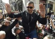 Algérie: appel