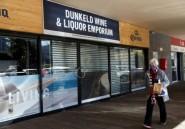 Afrique du Sud: alcool et cigarettes