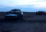 Niger: stèle érigée