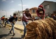 Afrique du Sud: manifestations violentes après la mort d'un adolescent supposément tué par la police
