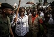 Congo: l'opposant et prisonnier Mokoko de retour