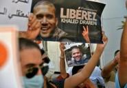 Algérie: nouveau rassemblement pour la libération du journaliste Khaled Drareni