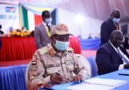 Soudan: accord de paix historique entre Khartoum et quatre mouvements rebelles