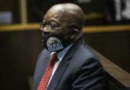 Afrique du Sud: le procès de l'ex-président Zuma de nouveau reporté