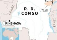 RDC: 58 morts dans deux nouveaux massacres en Ituri